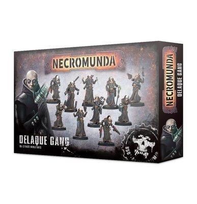 Necromunda: Delaque Gang - Games Workshop