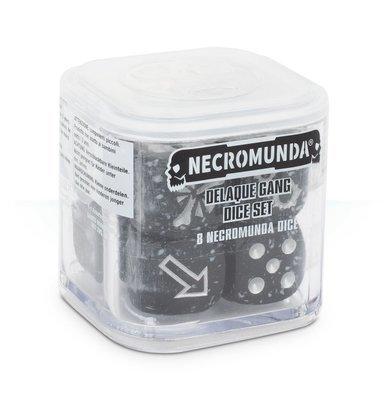 Necromunda: Würfel für Delaque-Gangs Dice - Games Workshop