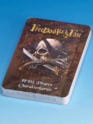 FF032 Piraten Charakterkarten #2 - Freebooter's Fate