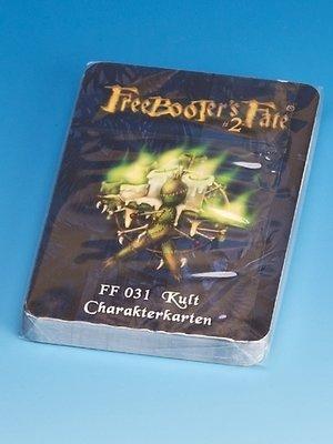 FF031 Kult Charakterkarten #2 - Freebooter's Fate