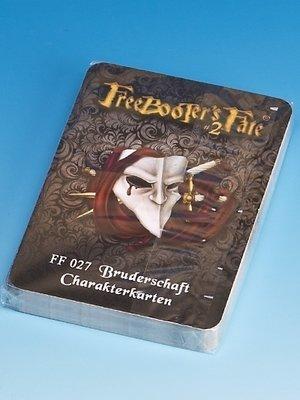 FF 027 Bruderschaft Charakterkarten #2 - Freebooter's Fate
