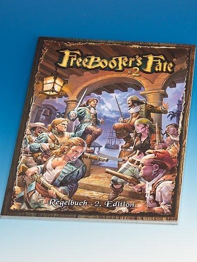 FF 023 Grundregelbuch #2,D Regelbuch - Freebooter's Fate