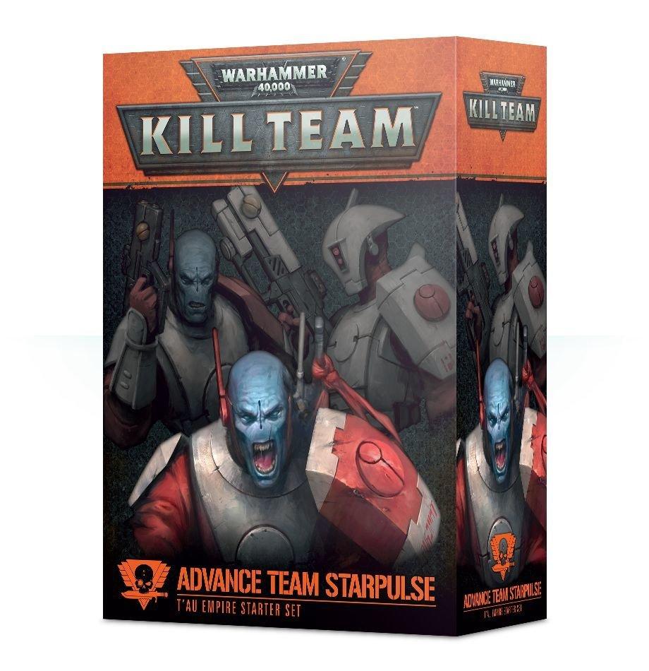 Kill Team: Advance Team Starpulse – T'au Empire Starter Set (Englisch) - Warhammer 40K - Games Workshop