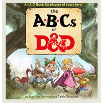 D&D Dungeons&Dragons - ABCs of D&D - EN