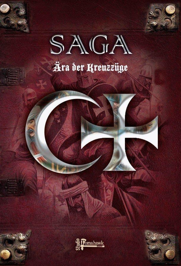 SAGA: Ära der Kreuzzüge Regelbuch (deutsch)