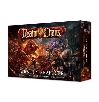 Realm of Chaos: Wrath and Rapture (Englisch) - Warhammer Age of Sigmar 40.000 - Games Workshop