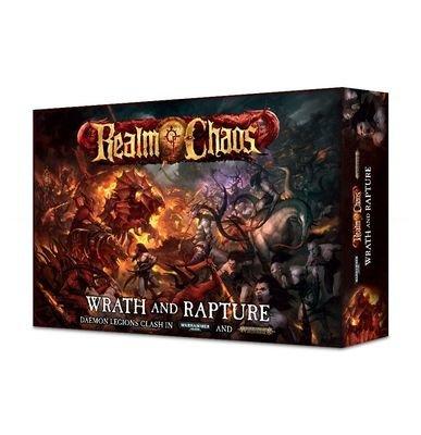 Realm of Chaos: Wut und Verzückung - Warhammer Age of Sigmar 40.000 - Games Workshop