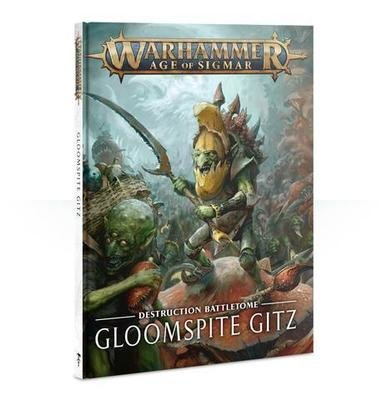 Battletome: Gloomspite Gitz Softcover Deutsch - Warhammer Age of Sigmar - Games Workshop