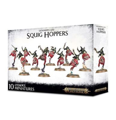 Squig Hoppers - Gloomspite Gitz - Warhammer Age of Sigmar - Games Workshop