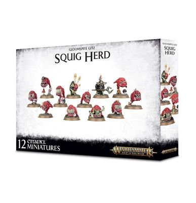 Squig Herd - Gloomspite Gitz - Warhammer Age of Sigmar - Games Workshop