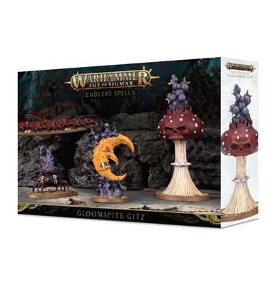 Endloszauber: Gloomspite Gitz Endless Spells - Gloomspite Gitz - Warhammer Age of Sigmar - Games Workshop