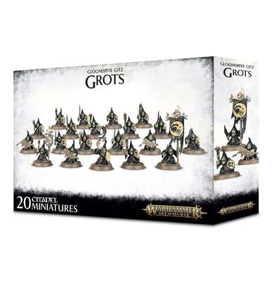 Grots Stabbas-Shootas- Gloomspite Gitz - Warhammer Age of Sigmar - Games Workshop