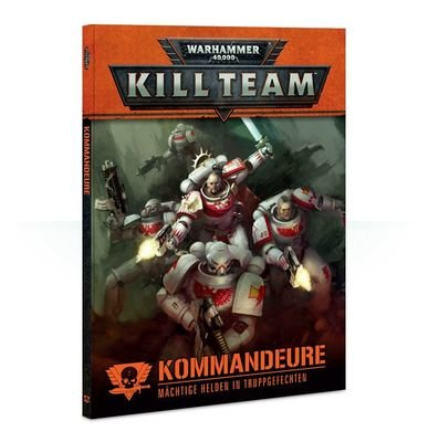 Kill Team: Kommandeure Erweiterungs-Set (Deutsch) - Games Workshop