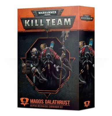 Kill Team: Magos Dalathrust Kommandeur-Set für Adeptus Mechanicus - Games Workshop