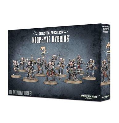 Neophyte Hybrids - Genestealer Cults - Warhammer 40.000 - Games Workshop