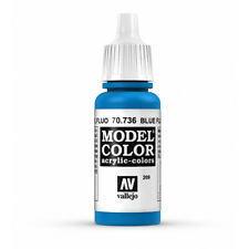 Model Color 209 Blue Fluorescent  - Vallejo - Farben