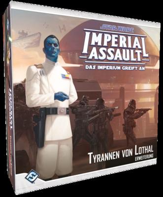 Tyrannen von Lothal - Star Wars: Imperial Assault Erweiterung - deutsch