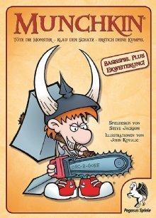Munchkin 1+2 - Kartenspiel - Pegasus Spiele