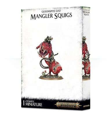 Mangler Squigs - Gloomspite Gitz - Warhammer Age of Sigmar - Games Workshop