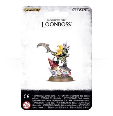 Loonboss - Gloomspite Gitz - Warhammer Age of Sigmar - Games Workshop