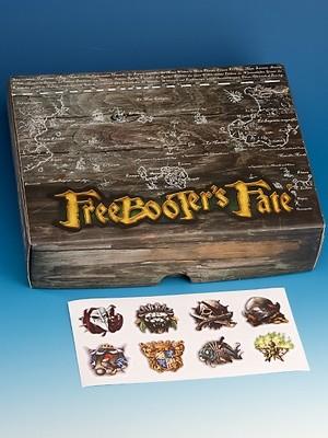 Miniaturenbox 1 - Freebooter's Fate - Zubehör