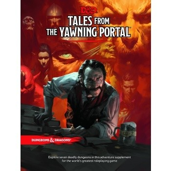Dungeons & Dragons Tales From the Yawning Portal - English