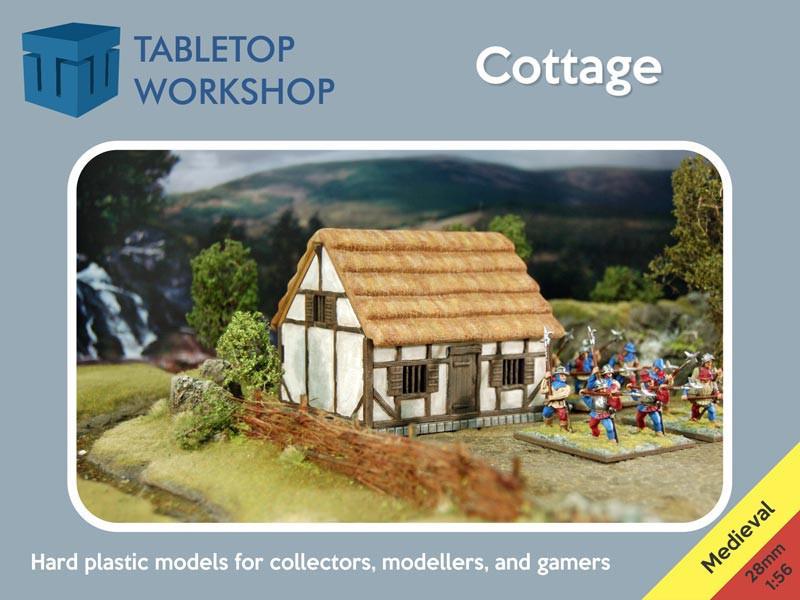 Cottage - Bauernhaus - Tabletop Workshop