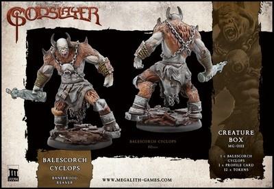 Balescorch Cyclops - Creature - Banebrood - Godslayer