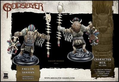 Fallow Shaman - Character - Banebrood - Godslayer