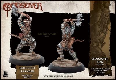 Bloodgut Ravager - Character - Banebrood - Godslayer