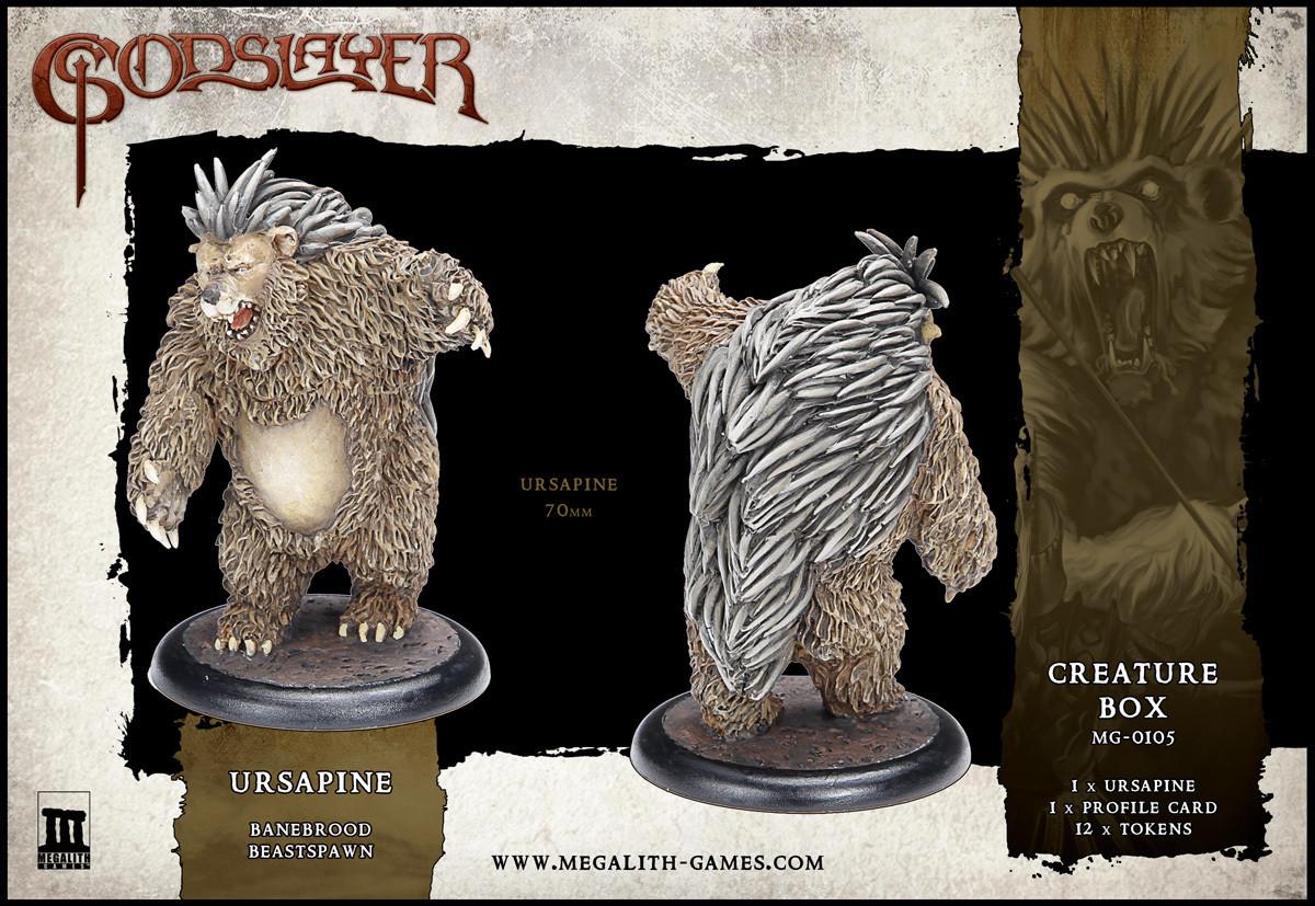 Ursapine - Creature - Banebrood - Godslayer