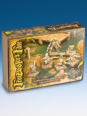 Goblin Piraten Starter Box - Goblin Piraten - Freebooter's Fate