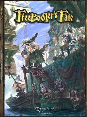 Regelbuch Version 1 - Freebooter's Fate - deutsch