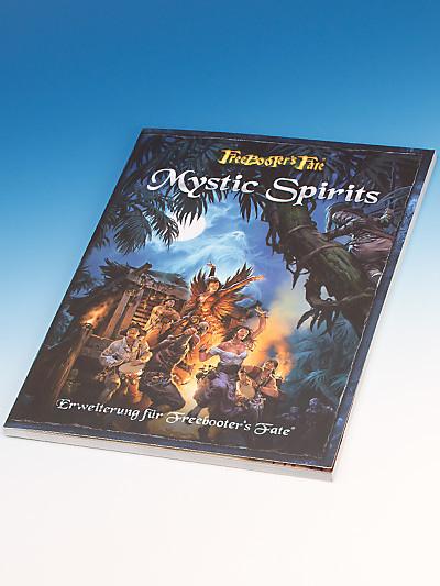Mystic Spirits Erweiterungsbuch - Freebooter's Fate - deutsch