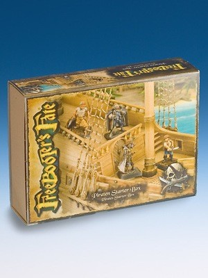 Piraten Starter Box - Piraten - Freebooter's Fate
