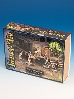 Kult Starter Box - Kult - Freebooter's Fate