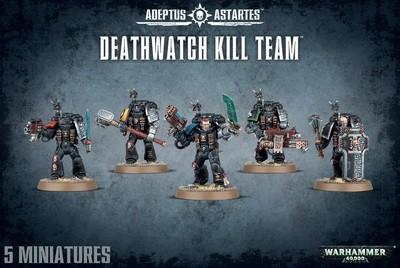 DEATHWATCH KILL TEAM - Warhammer 40.000 - Games Workshop
