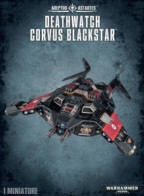 DEATHWATCH CORVUS BLACKSTAR - Warhammer 40.000 - Games Workshop
