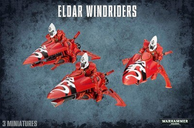 Eldar Windriders - Warhammer 40.000 - Games Workshop