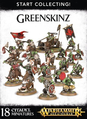 Start Collecting! Greenskinz - Warhammer Age of Sigmar - Games Workshop