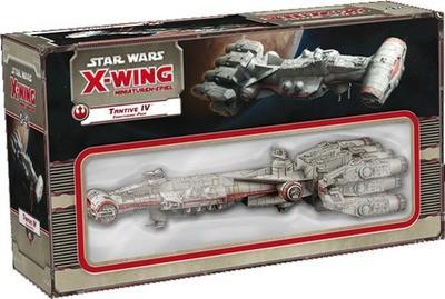 Star Wars: X-Wing Miniaturen-Spiel - Tantive IV Erweiterung-Pack Deutsch