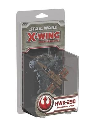 Star Wars: X-Wing Miniaturen-Spiel - HWK-290 Erweiterung-Pack Deutsch