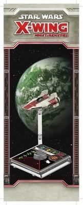 Star Wars: X-Wing Miniaturen-Spiel - A-Wing Erweiterung-Pack Deutsch