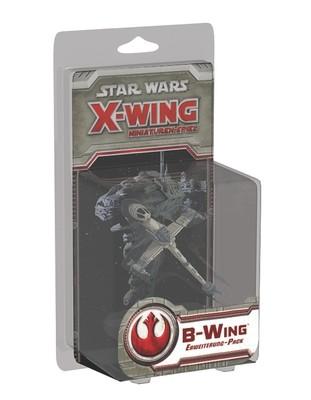 Star Wars: X-Wing Miniaturen-Spiel - B-Wing Erweiterung-Pack Deutsch