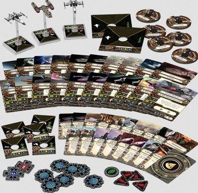 Star Wars: X-Wing Dringend gesucht! Most Wanted • Erweiterung-Pack Deutsch