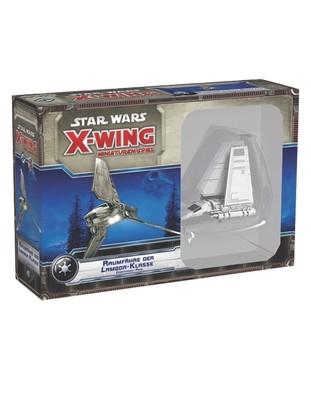 Star Wars: X-Wing Miniaturen-Spiel - Raumfähre der Lambda-Klasse Erweiterung-Pack Deutsch