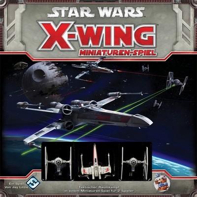 Star Wars: X-Wing Miniaturen-Spiel - Grundspiel Deutsch