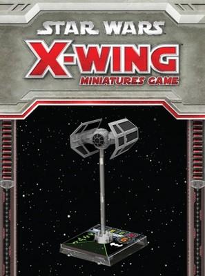 Star Wars: X-Wing Miniaturen-Spiel - TIE Advanced Erweiterung-Pack Deutsch