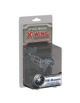 Star Wars: X-Wing Miniaturen-Spiel - TIE-Bomber Erweiterung-Pack Deutsch