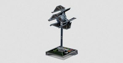 Star Wars: X-Wing Miniaturen-Spiel - TIE-Jagdbomber (Defender) Erweiterung-Pack Deutsch